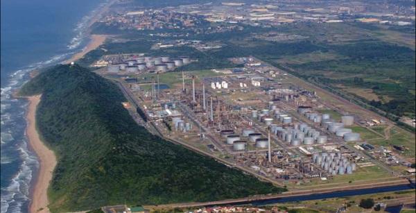 Rafinerie SAPREF